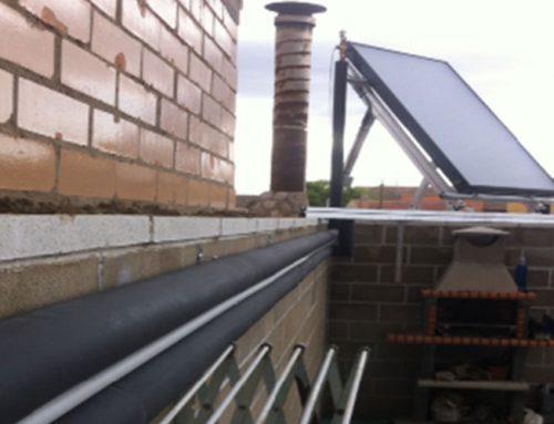 Instalación fotovoltaica en vivivenda unifamiliar en el Zorongo