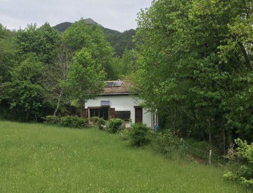 Instalación en casa de campo en Pirineo Aragonés