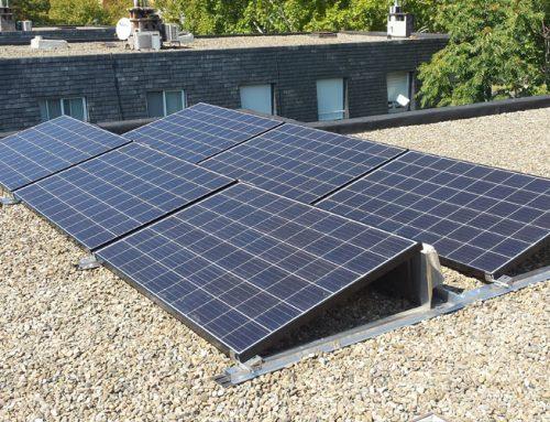Instalación fotovoltaica Picarral (Zaragoza)