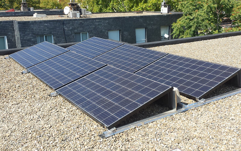 Instalaci n fotovoltaica picarral zaragoza endef for Instalacion fotovoltaica conectada a red