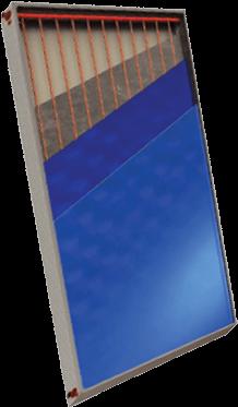 placa solar térmica