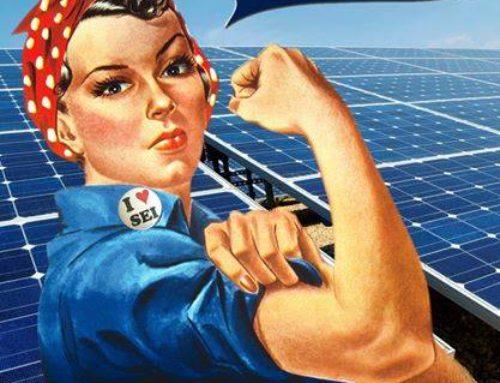 Mujer y Energía