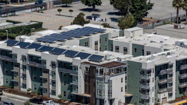 Instalación fotovoltaica para autoconsumo compartido en comunidad de vecinos