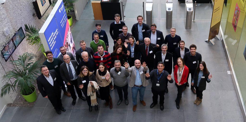 First Meeting Cork 2019/12