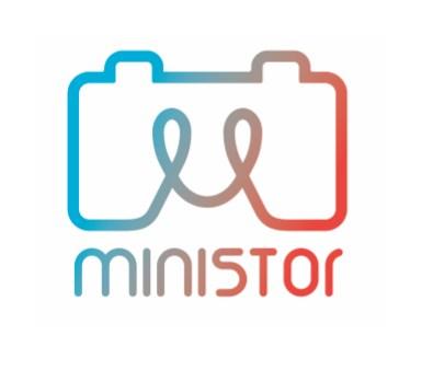 Logotipo proyecto MiniStor HORIZONTE2020
